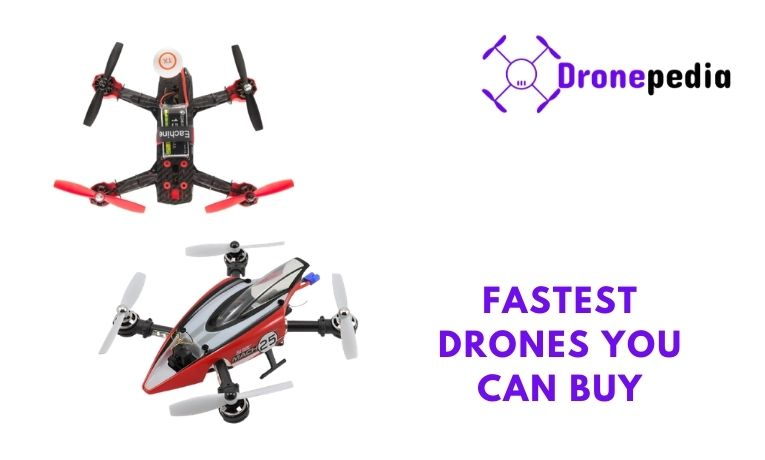 fastest drones you can buy