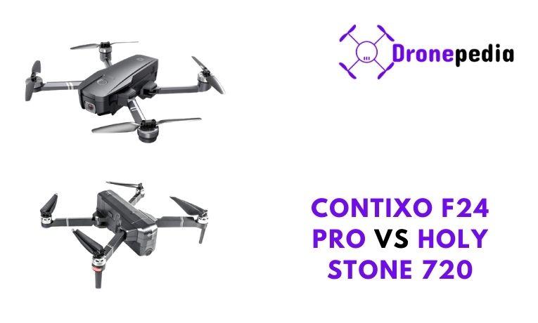 contixo f24 pro vs holy stone 720