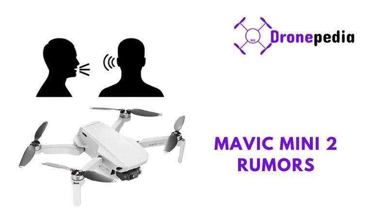 mavic mini 2 rumors