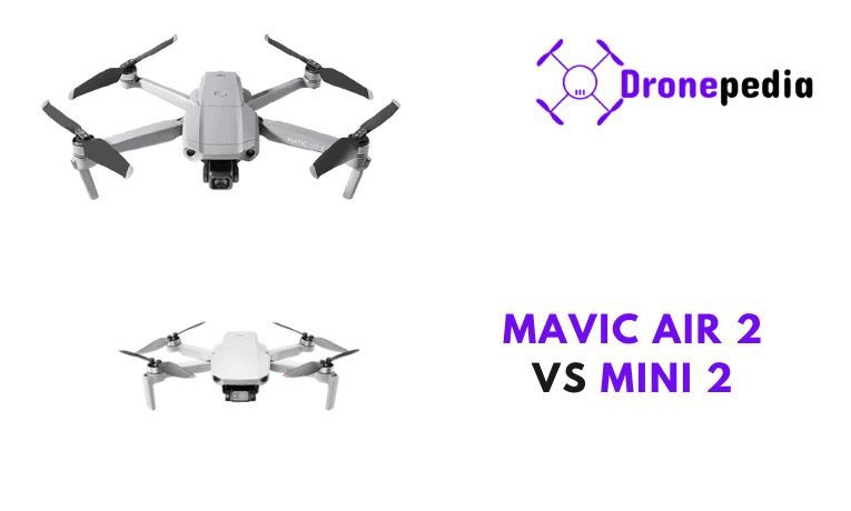 Mavic Air 2 vs Mini 2